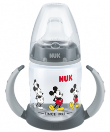 NUK Disney Mickey/Minnie Mouse First Choice Learner Bottle