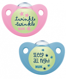 NUK Trendline Night & Day Soother