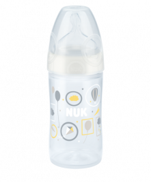 NUK New Classic Baby Bottle with Teat-150ml