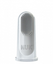 NUK Silicone Finger Brush