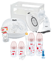 NUK First Choice Plus Pregnancy Bundle