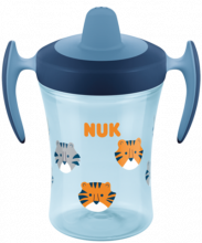NUK Trainer Cup 230ml with Spout - Blue