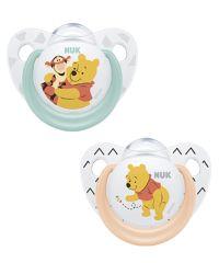 NUK Trendline Disney Winnie the Pooh Soother