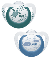 NUK Genius Colour Soother