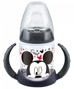 NUK Disney Mickey Mouse Learner Bottle 150ml with spout